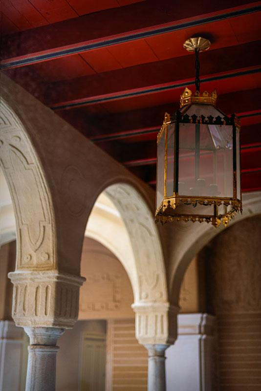 Apartamentos deluxe en Triana detalle iluminación