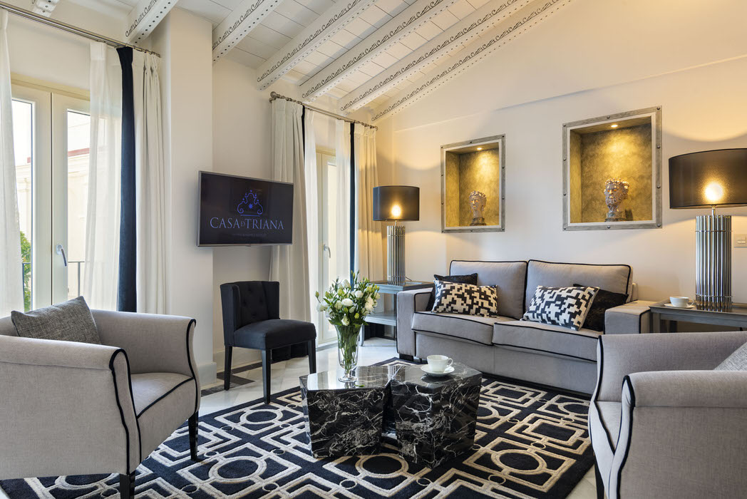 Apartamento de lujo en Triana Sevilla