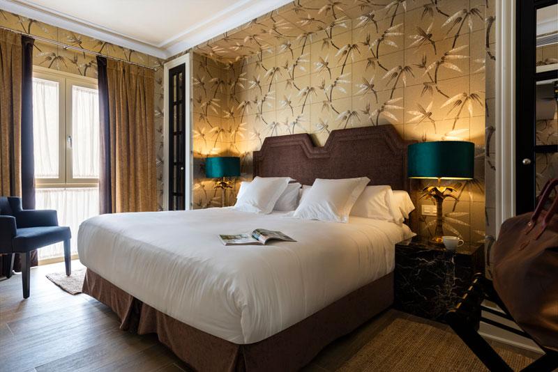 deluxe-apartment-triana- dormitorio 2